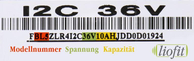 TranzX Etikett