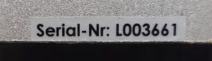 LYRIC_serialnummer